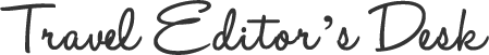Wego Travel Editor's Desk logo