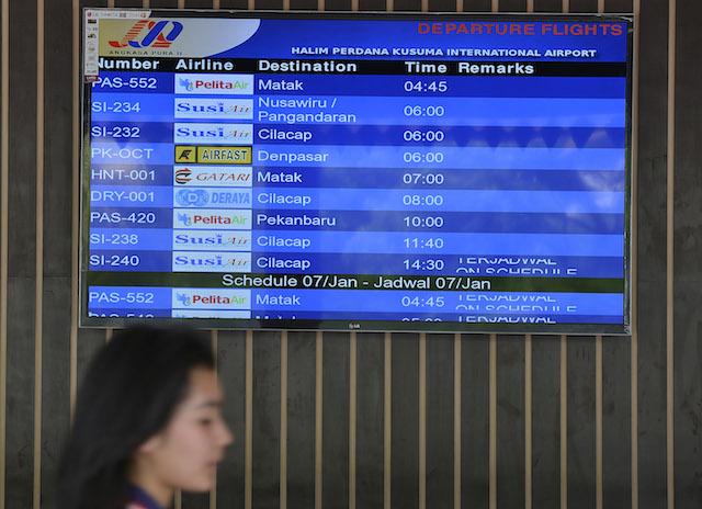 Rute Penerbangan Dari Bandara Halim Perdanakusuma Wego Indonesia Travel Blog