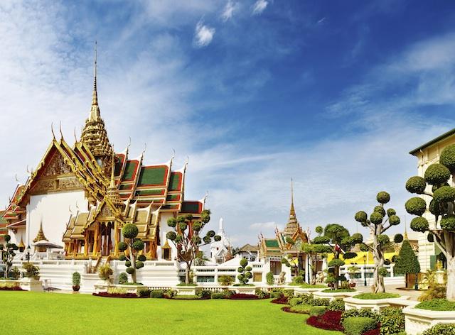Wisata Di Bangkok Tempat Wisata Belanja Kuliner Dan Peta