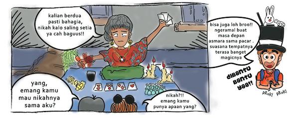 komik] Malam-malam melipir ke Kota Tua - Wego Indonesia Travel Blog