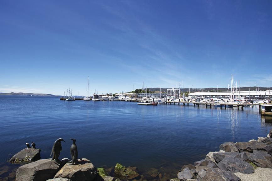 Tasmania – a shore thing