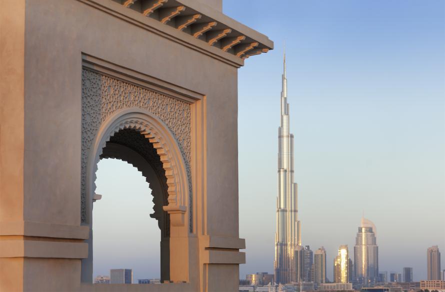 Arabian nights – a guide to Dubai's rooftop venues