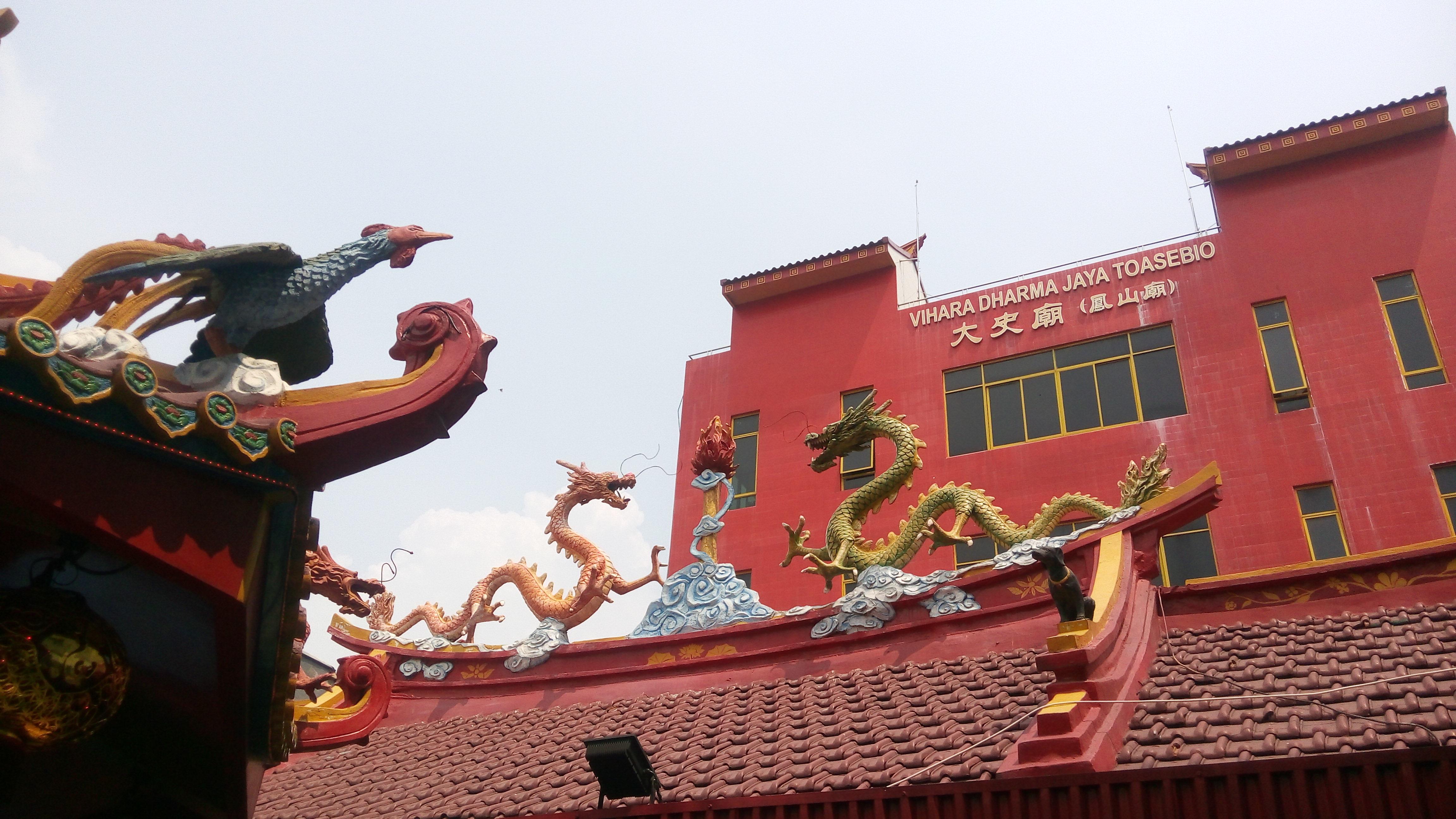 Image result for . Kelenteng Dharma Bakti