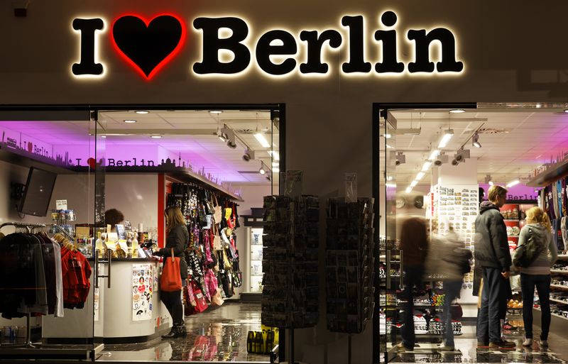 Shopping in Germany, yes please!