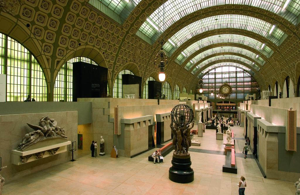 A cultural trip – Musée d'Orsay