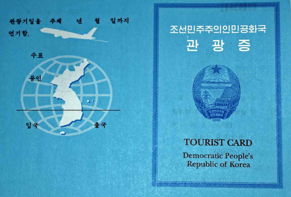 Visa Korea Utara