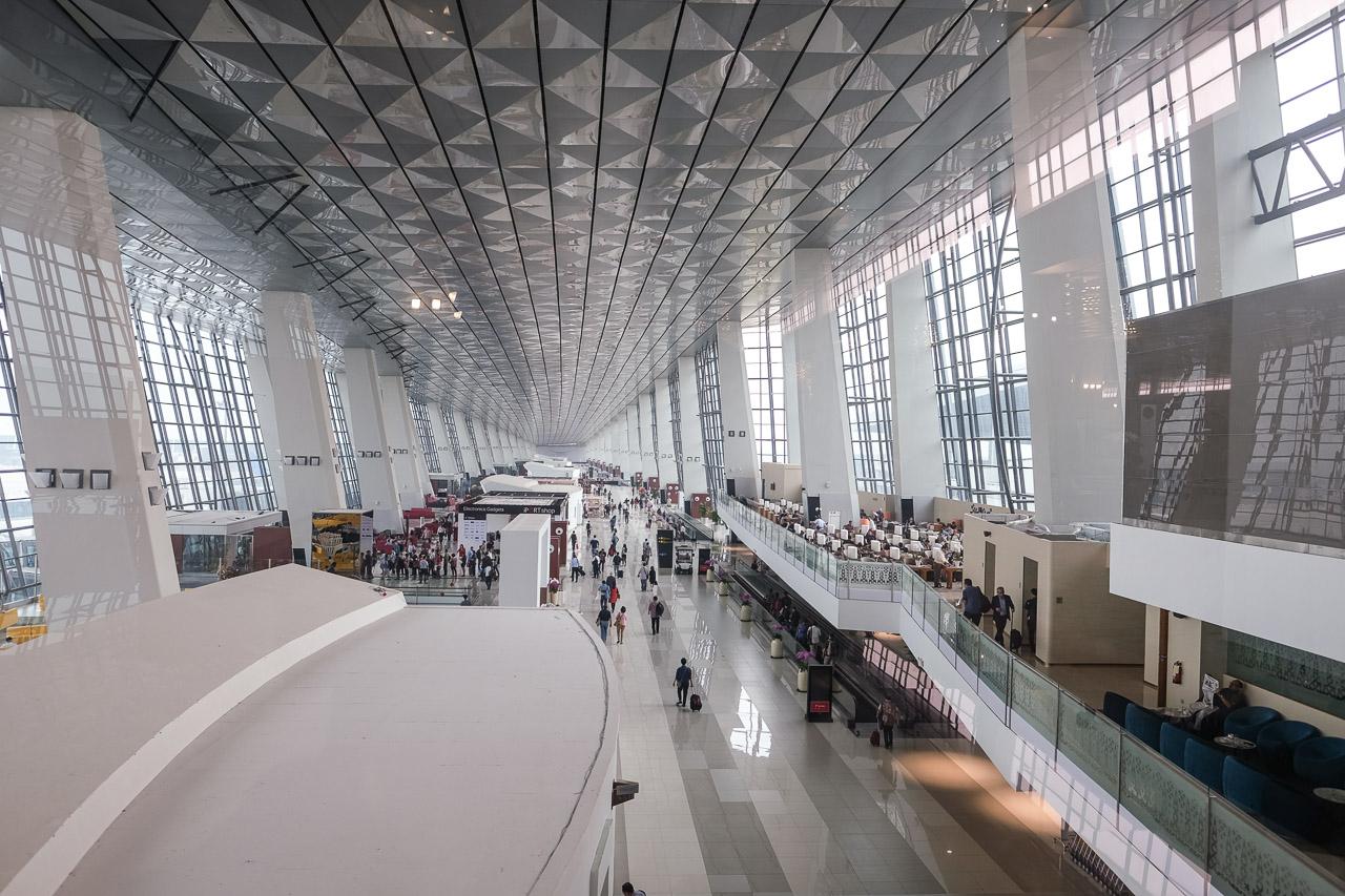 7 bandara paling berbenah di indonesia travelon by wego indonesia rh wego co id bandara paling besar di indonesia bandara yang bagus di indonesia