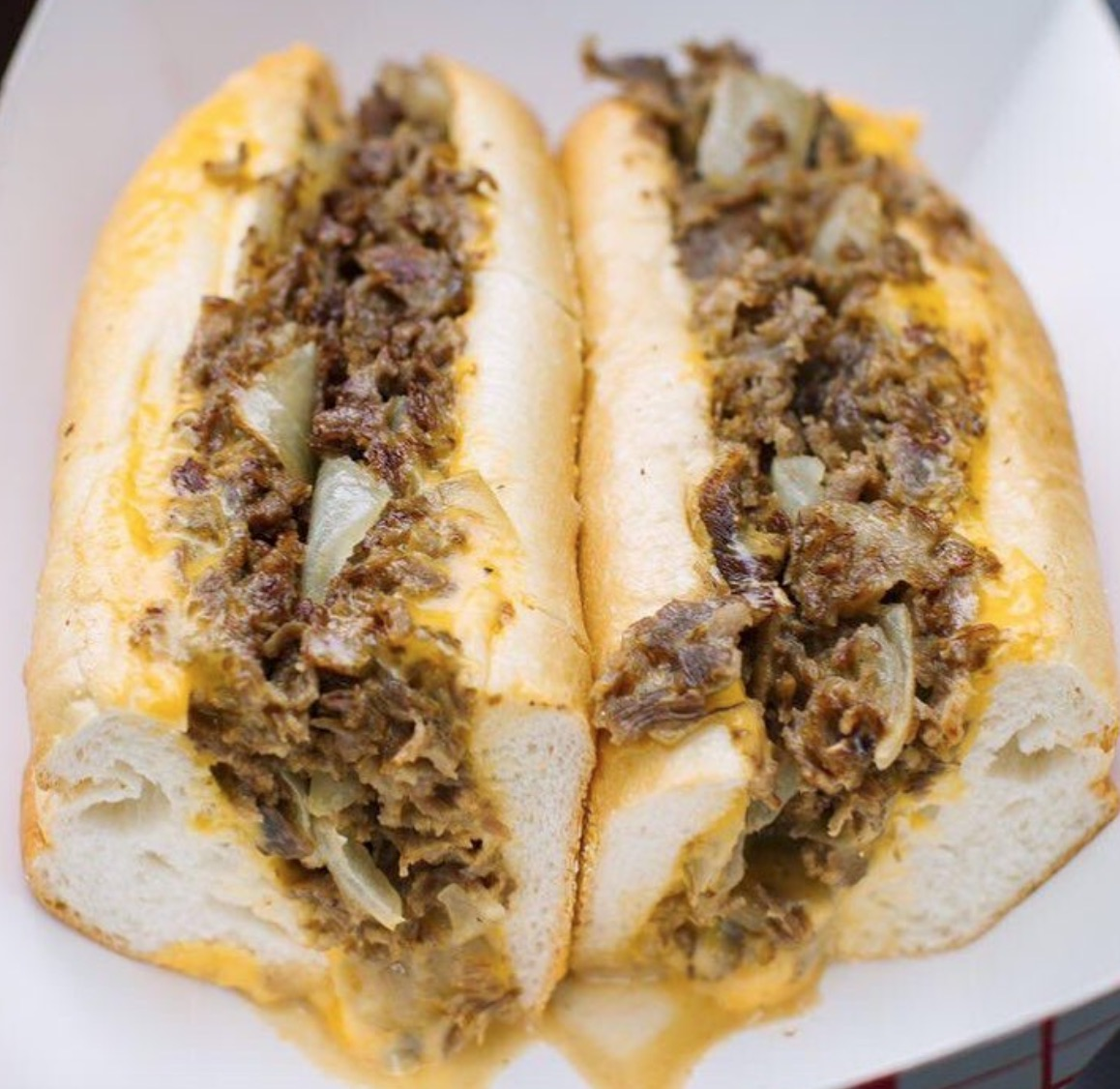 Phil's Steaks——美式牛肉三明治、潛艇堡