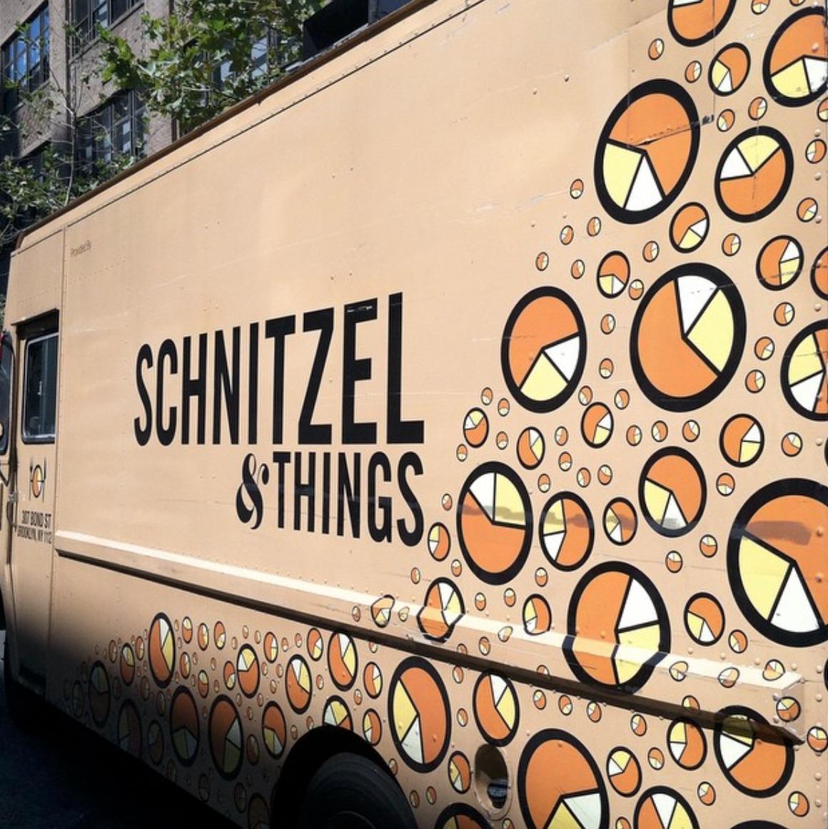 Schnitzel & Things——香酥炸肉排、薯條