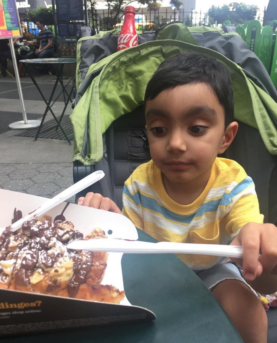 Wafels & Dinges——有名到不行的鬆餅