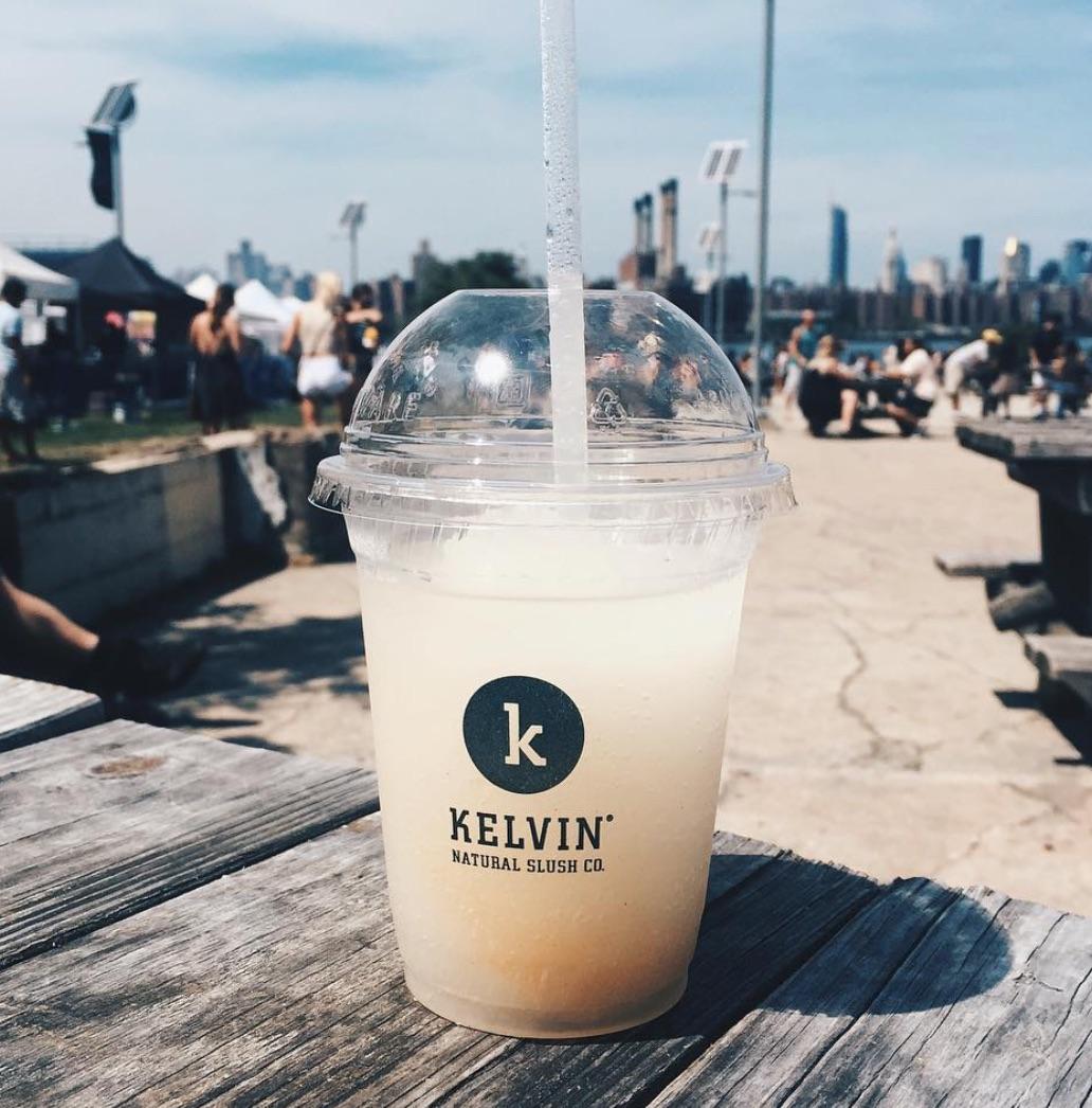 Kelvin Slush Co. (有機飲料、雞尾酒)