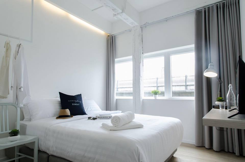 Every Sunday Social Hostel|房型:Private double room