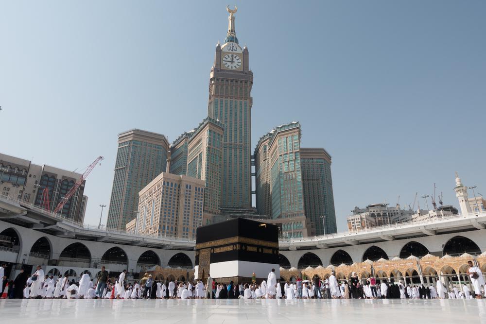 Perbedaan durasi puasa di Arab Saudi