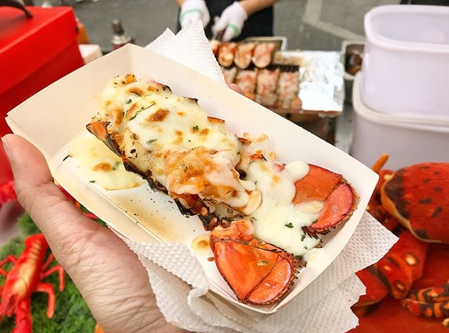 Image result for myeongdong baked cheese