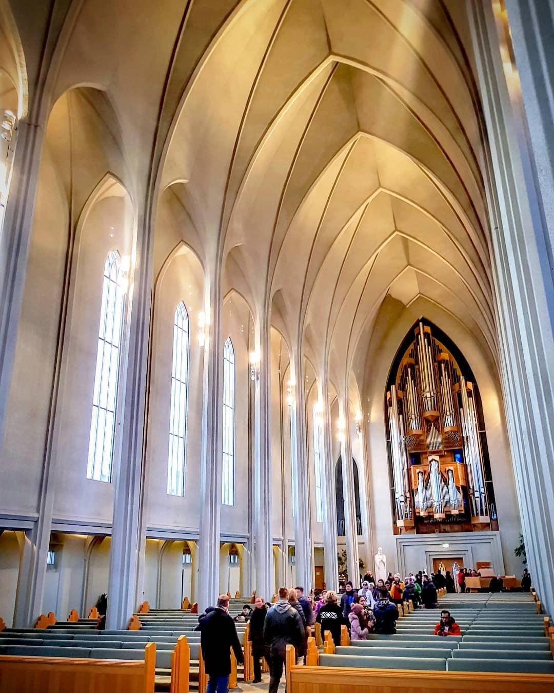 哈爾格林姆教堂Hallgrímskirkja