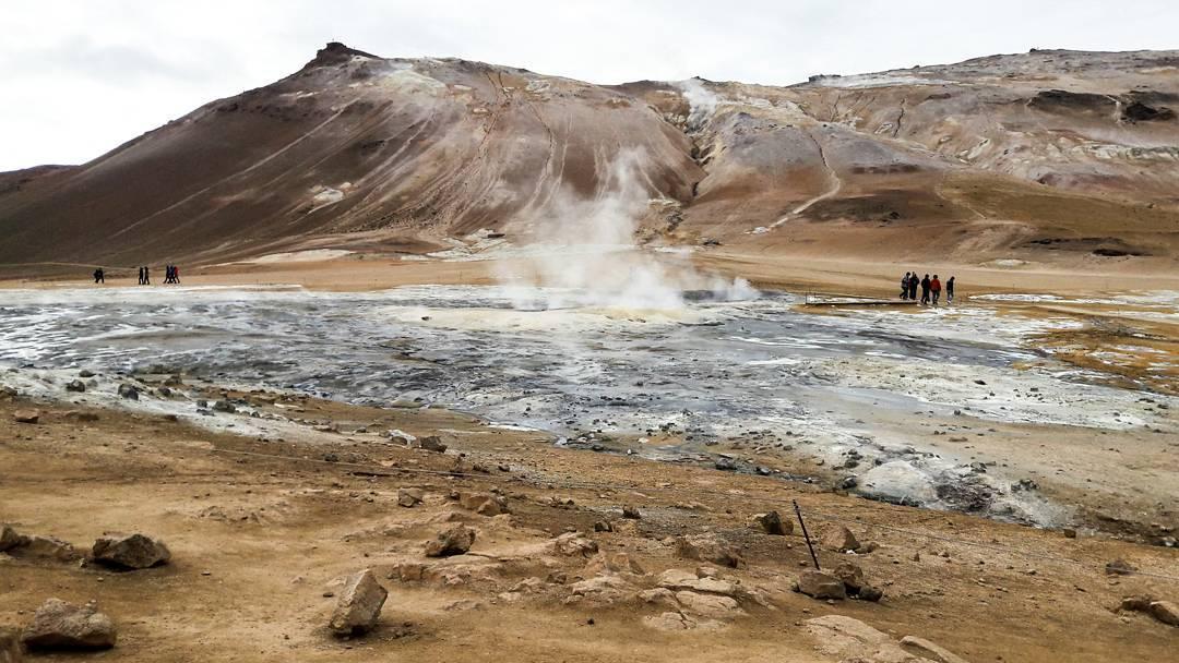 克拉夫拉火山