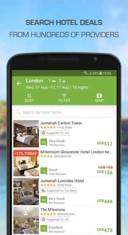 App Travel yang Wajib Kamu Punya Tahun 2018