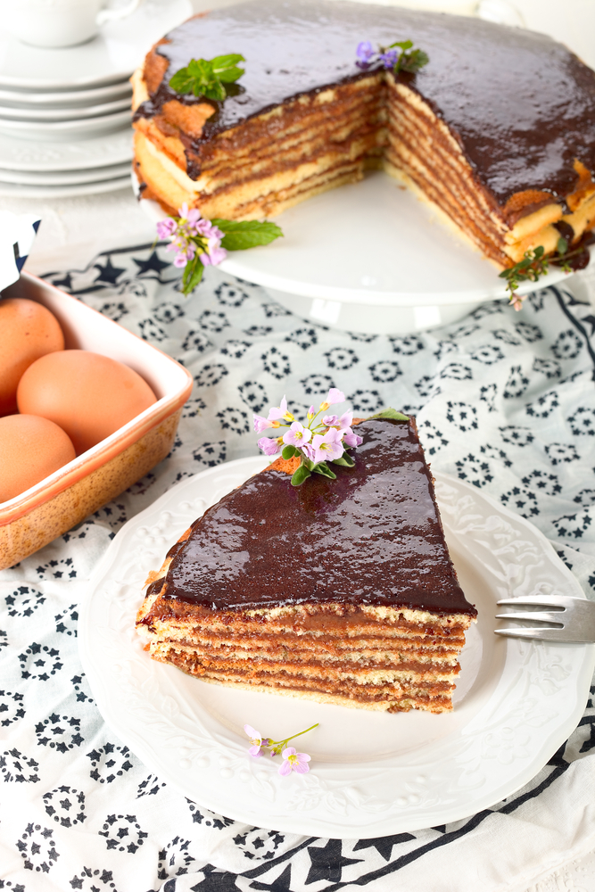 Prinzregententorte-9 German Dishes You Will Absolutely Love