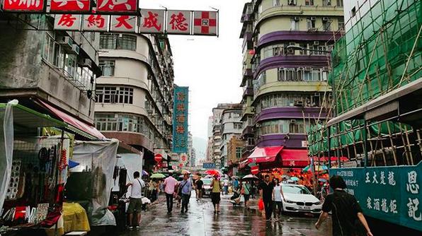 Pei Ho Street Sham Shui Po