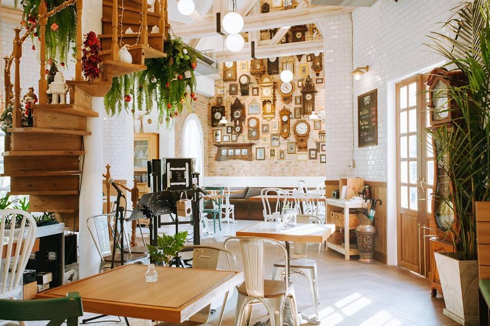 泰國咖啡館