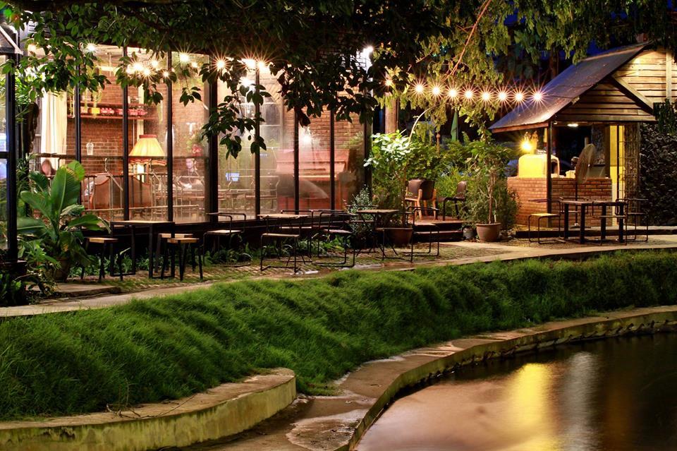 泰國咖啡廳