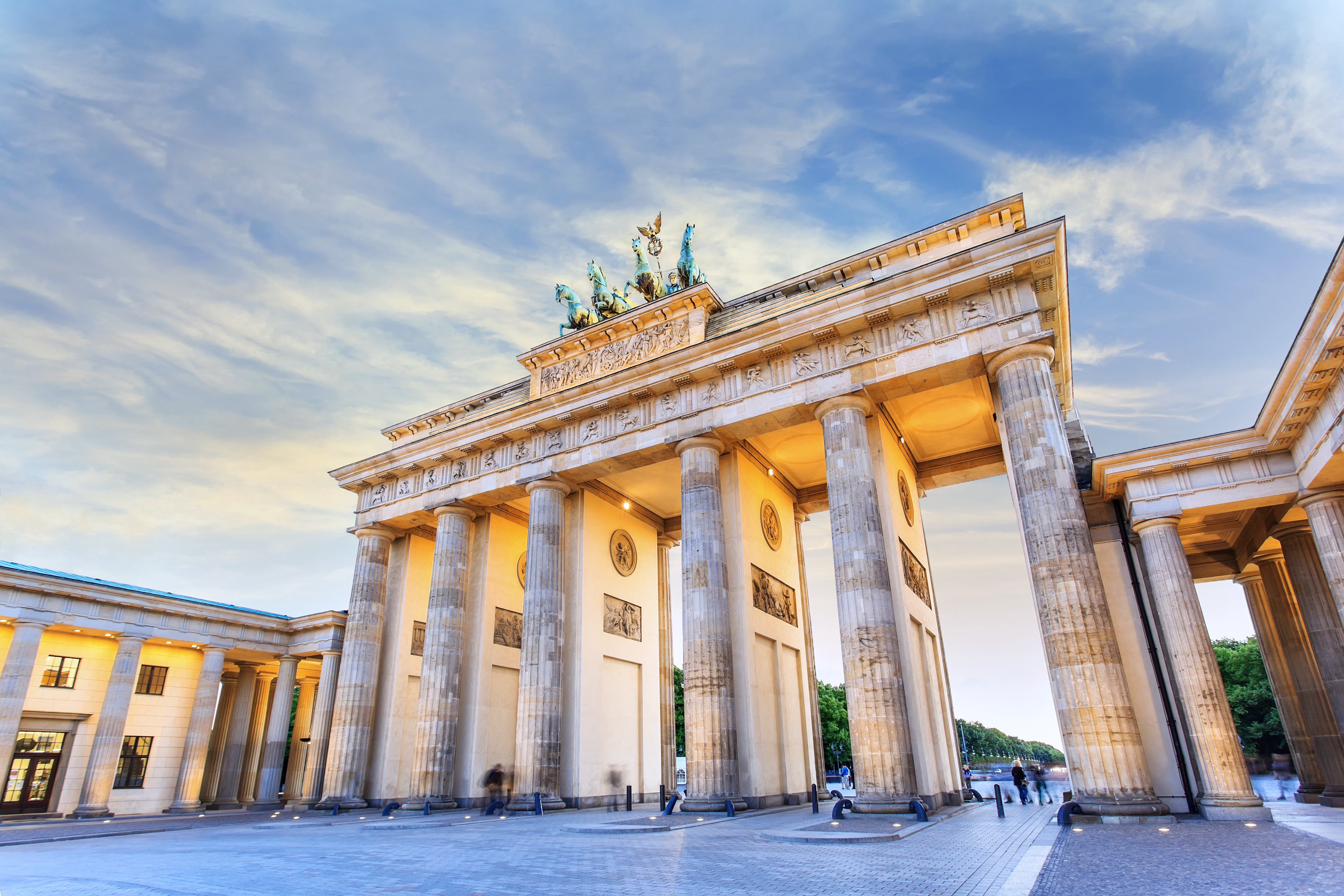 Fall in Love With These 5 German Cities