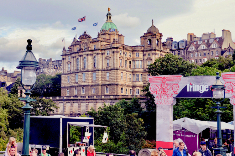 Meriahnya Edinburgh Festival Fringe, Festival Seni Terbesar Dunia