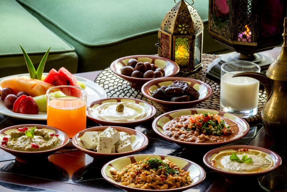 أين تتناول الإفطار والسحور في دبي هذا العام؟