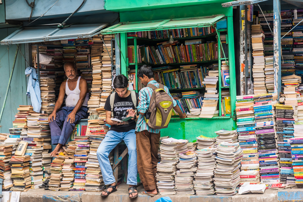 Asia's oldest book market