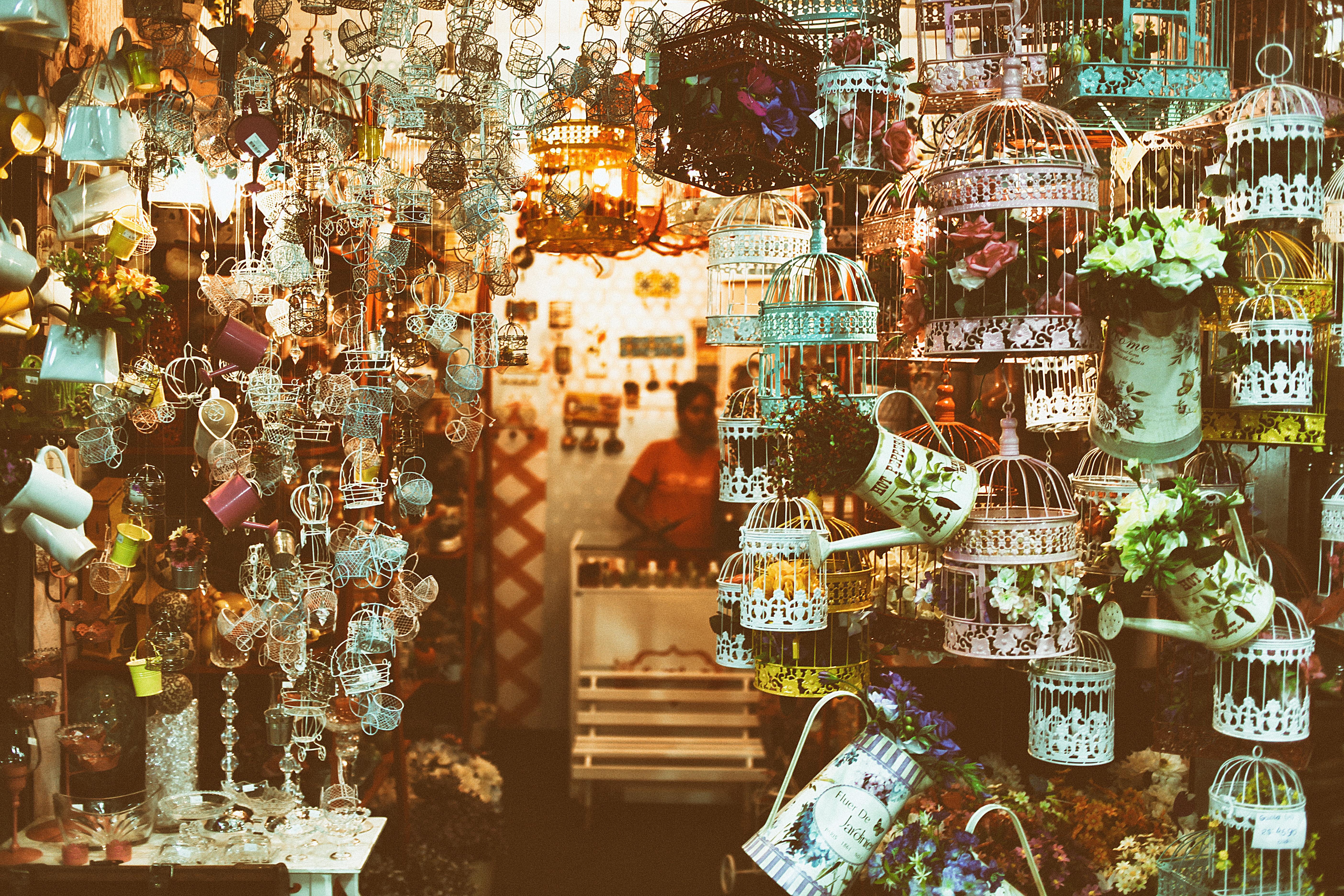 Delhi's Biggest Flea Market