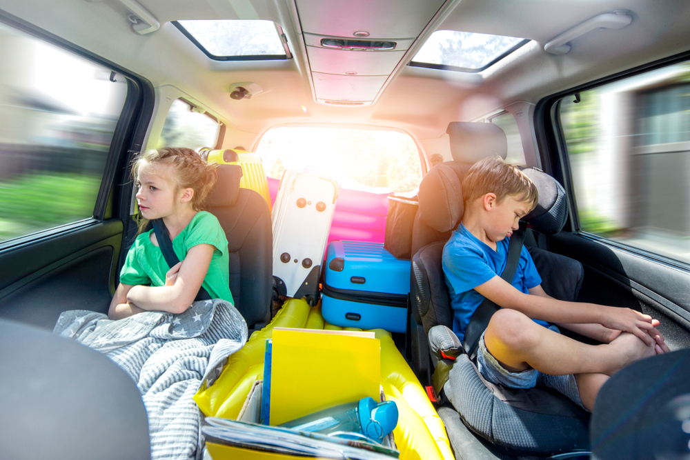 Traveling Parent's Greatest Nightmare: When Your Kids Don't Like to Travel