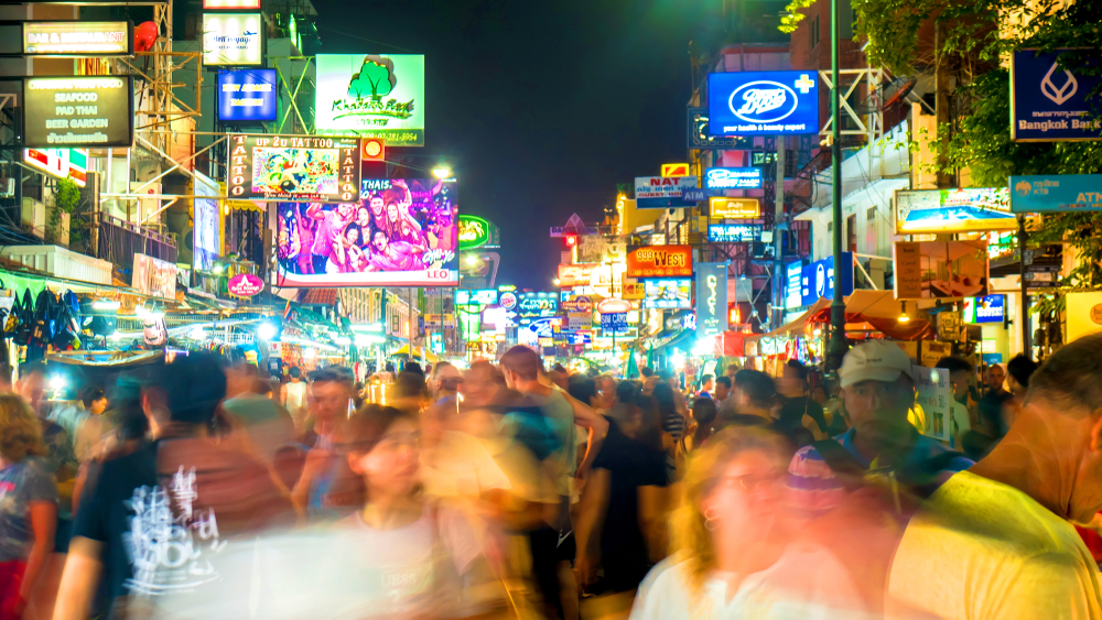 Asia's Most Alluring Backpacker Street: Diving Into Bangkok's Infamous Khao San Road
