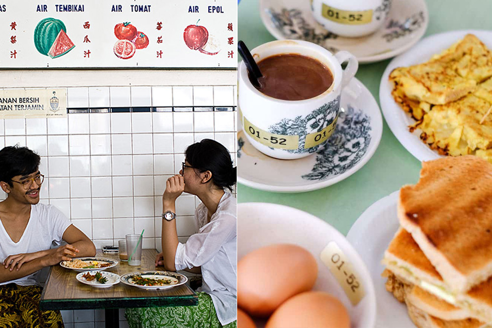 In These Traditional Neighbourhood Coffee Shops, You'll Find That Happiness Is As Simple As Coffee, Toast, and Chit Chat