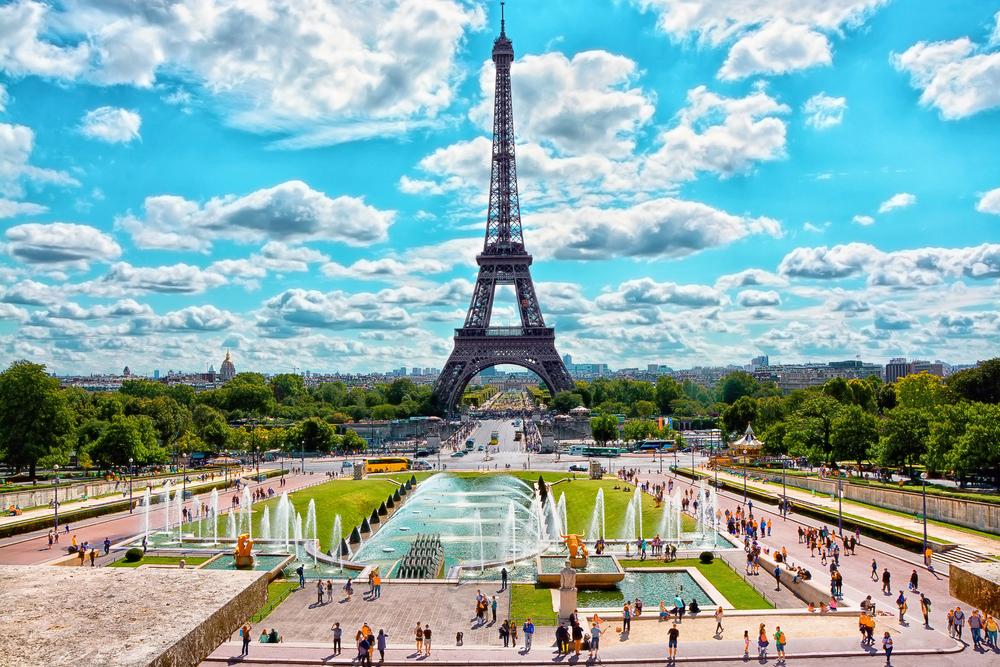 أفضل 7 معالم سياحية في باريس