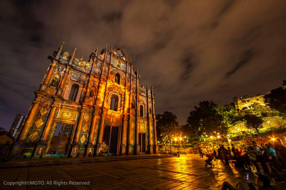 Alasan kenapa kamu harus ke Macao akhir tahun ini_Macao Light Festival