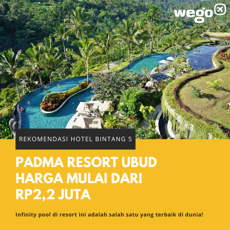 Promo Padma Resort Ubud