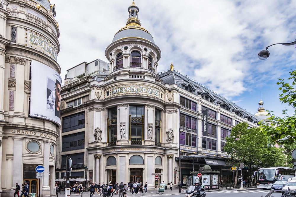 Bangunan Le Printemps
