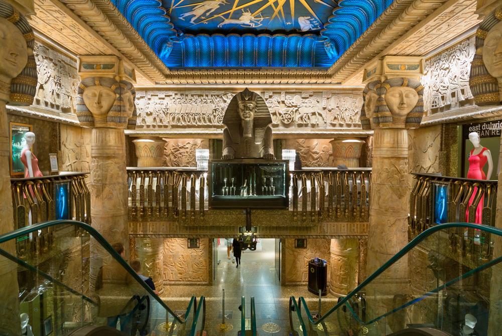 Eskalator Mesir