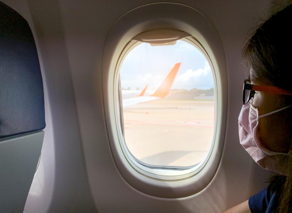 Seberapa Aman Kualitas Udara di Pesawat?