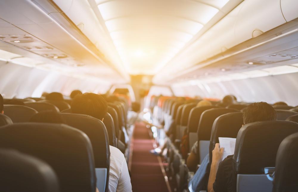 lorong pesawat