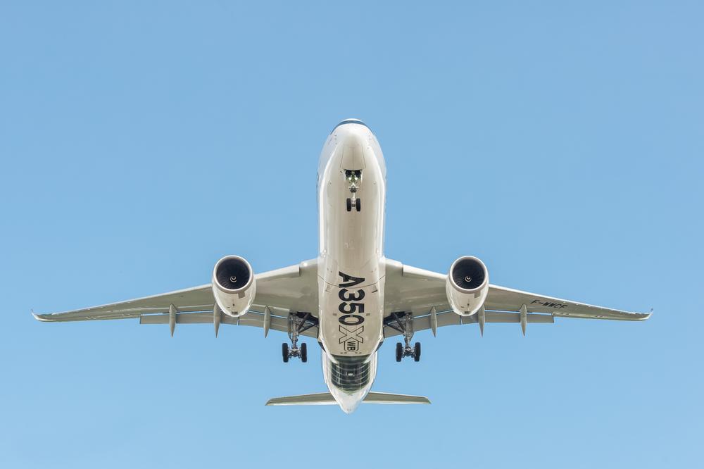 Ini Dia Pesawat Paling Sehat di Dunia
