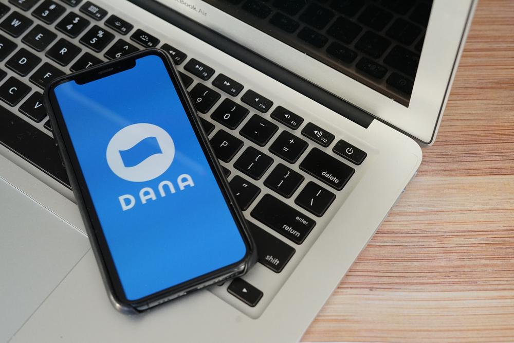 DANA - 6 Dompet Digital yang Super Berguna