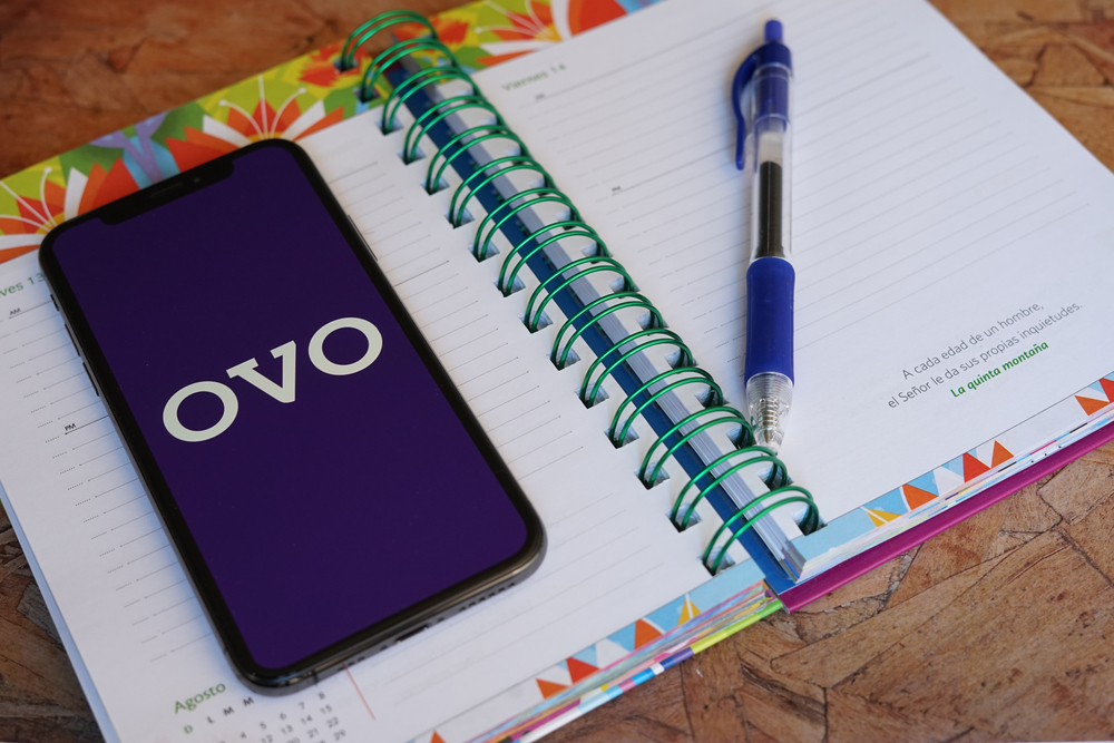 OVO - 6 Dompet Digital yang Super Berguna