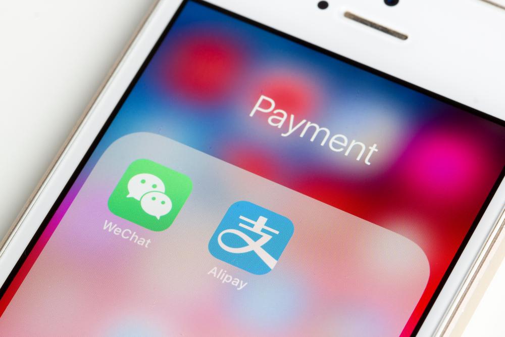 WeChat Pay - 6 Dompet Digital yang Super Berguna