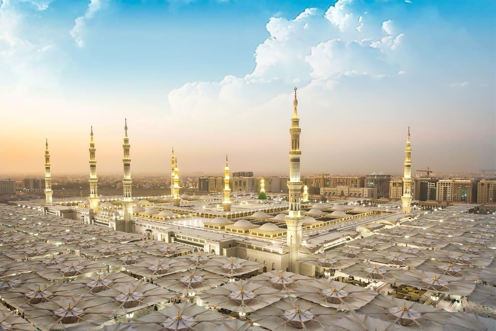 Ramadan di Saudi Arabia