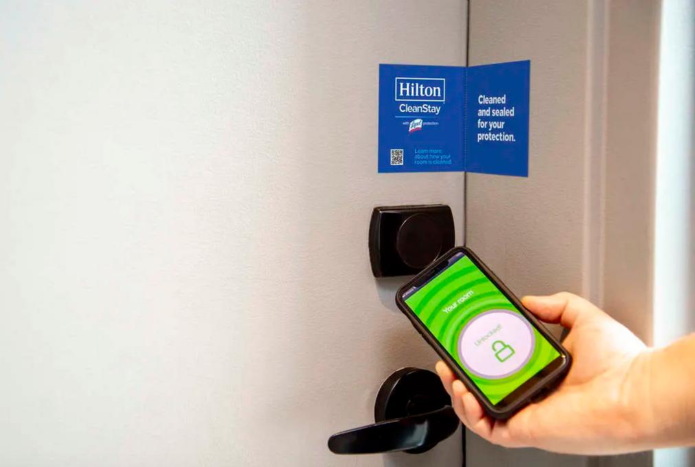 Protokol Kebersihan Baru Hilton