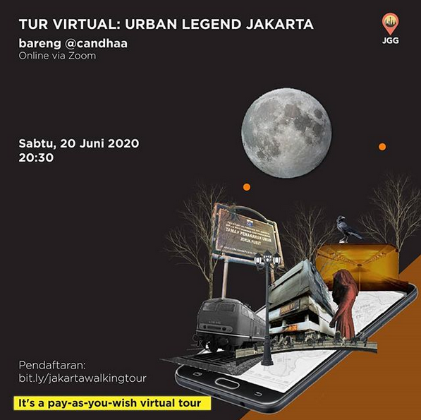 Tetap Jaga Jarak Saat HUT Jakarta, Ini 10 Tur Virtual Seru Bertema Ibu Kota