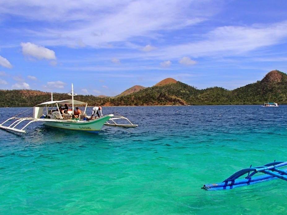 Menikmati Keindahan Danau Kayangan di Coron, Filipina