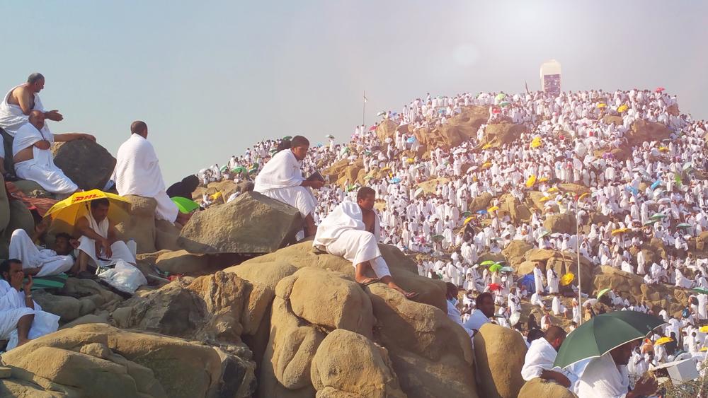 Wego_Fakta Unik Ibadah Haji_padang Mahsyar