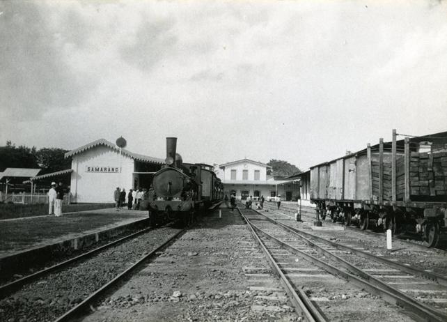 Stasiun Samarang
